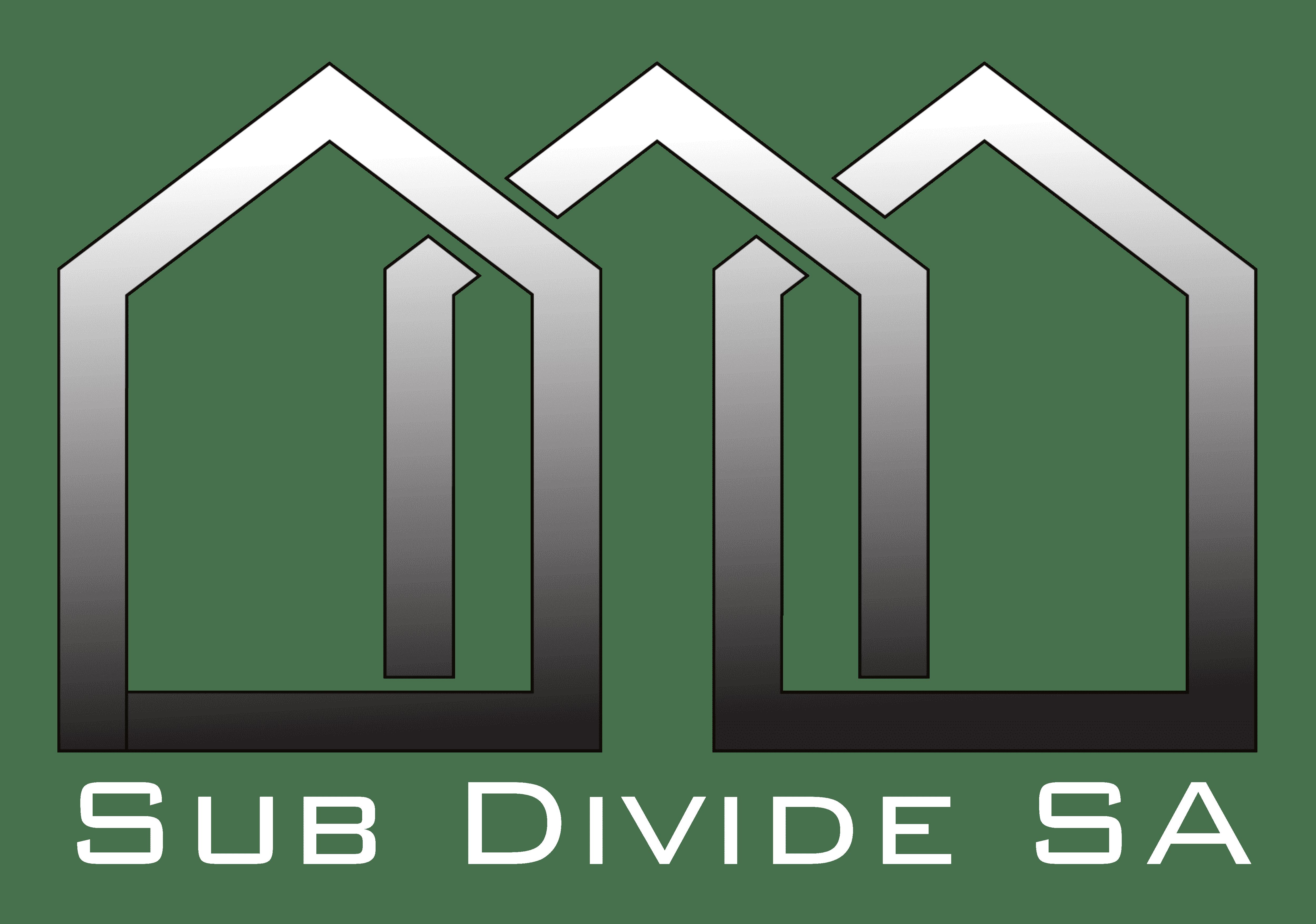 Sub Divide SA (White Logo)